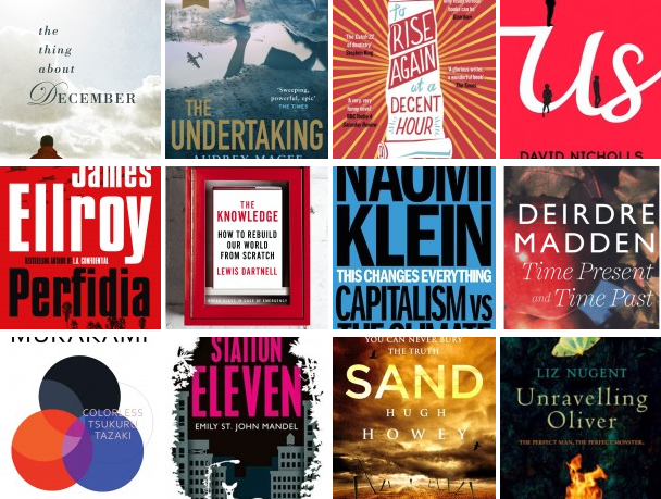 The 100 Books I Read In 2014