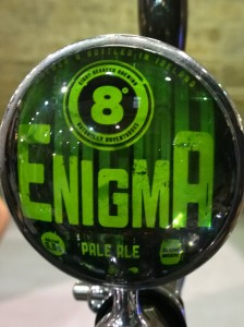 8 Degrees Enigma