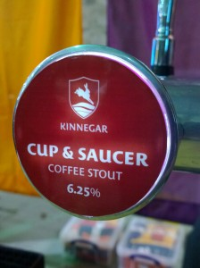 Kinnegar Cup & Saucer