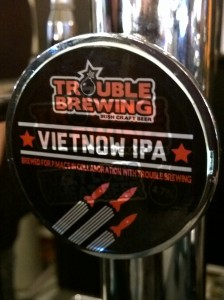 Trouble Brewing Vietnow IPA