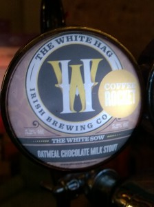 White Hag Oatmeal Chocolate Milk Stout