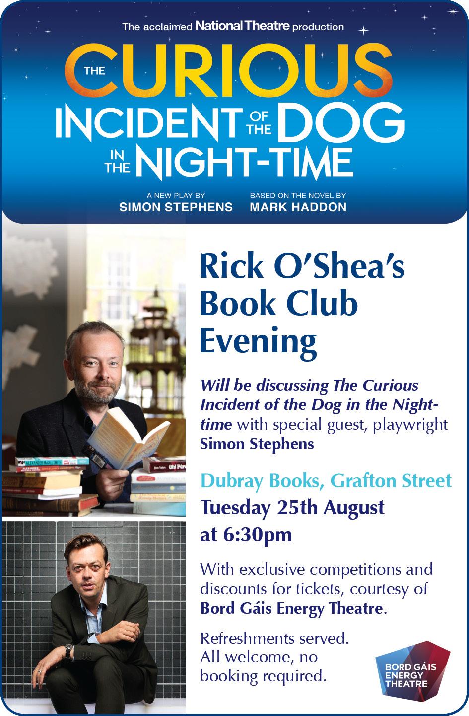 Rick O'Shea Evening