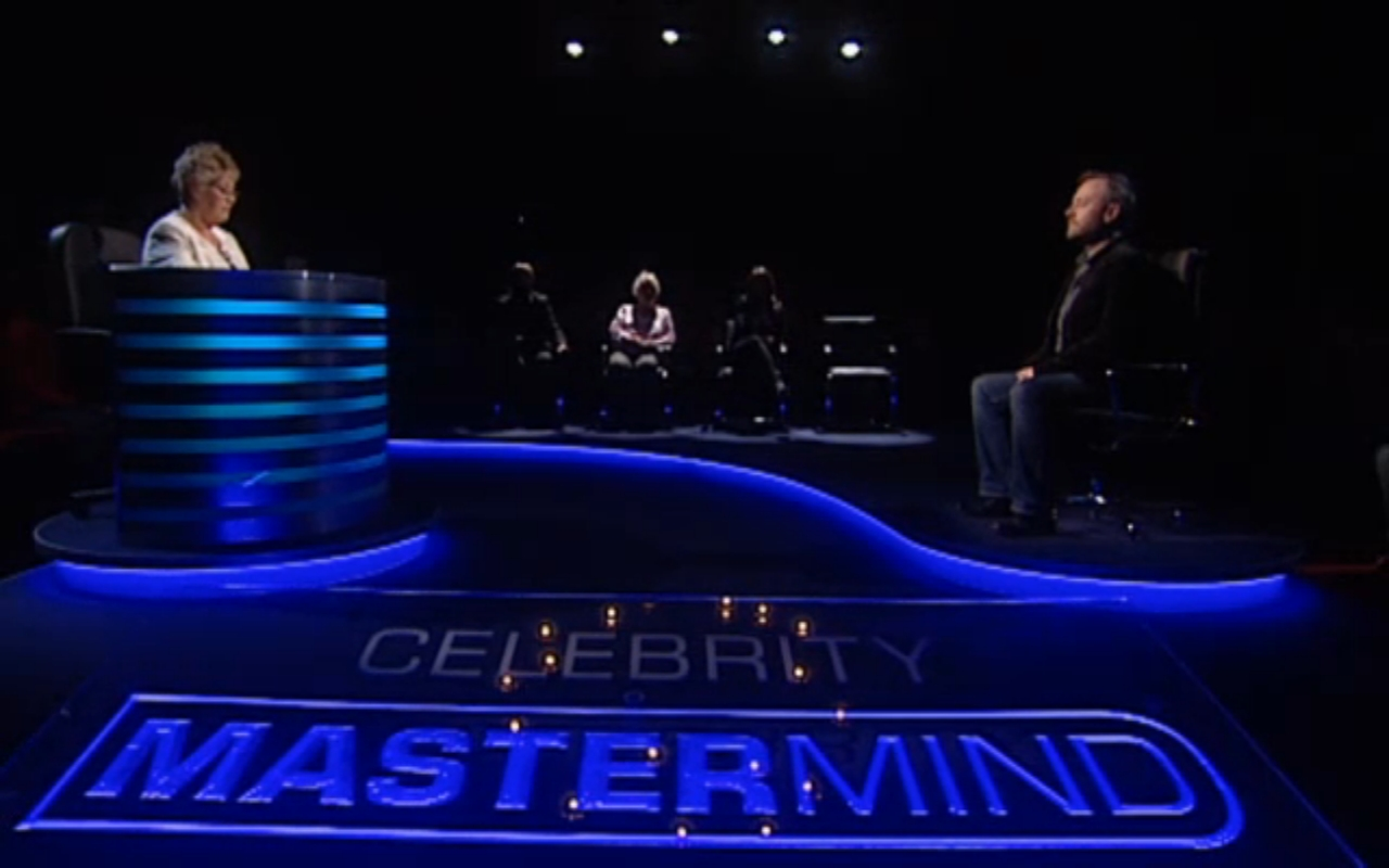 Mastermind Season 9 Episode 7: Celebrity Mastermind 2011 ...